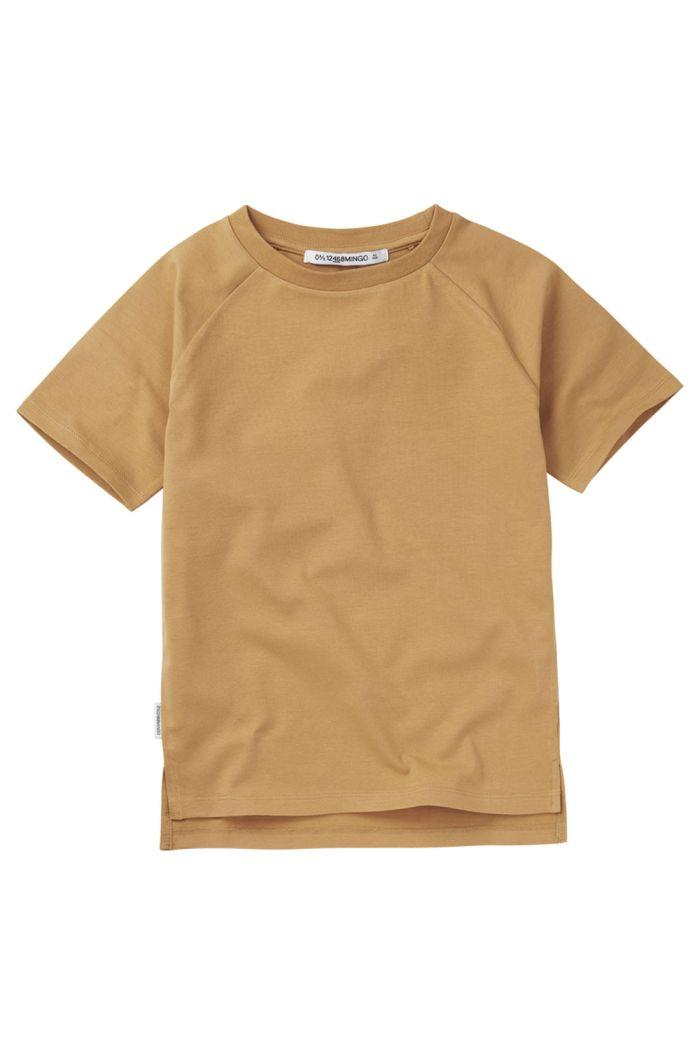 Mingo T-shirt Light Ochre_1