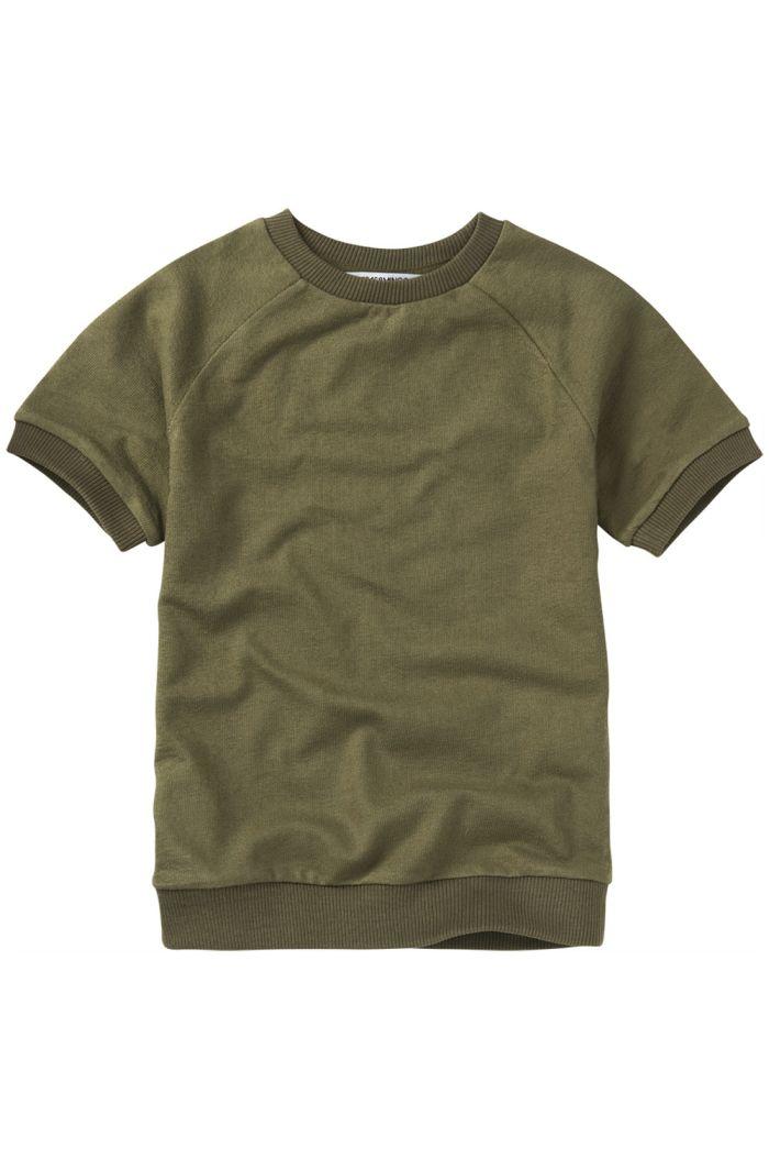 Mingo T-shirt Fancy Jersey Sage Green_1