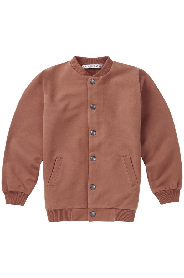Mingo Bomber Jacket Sienna Rose_1