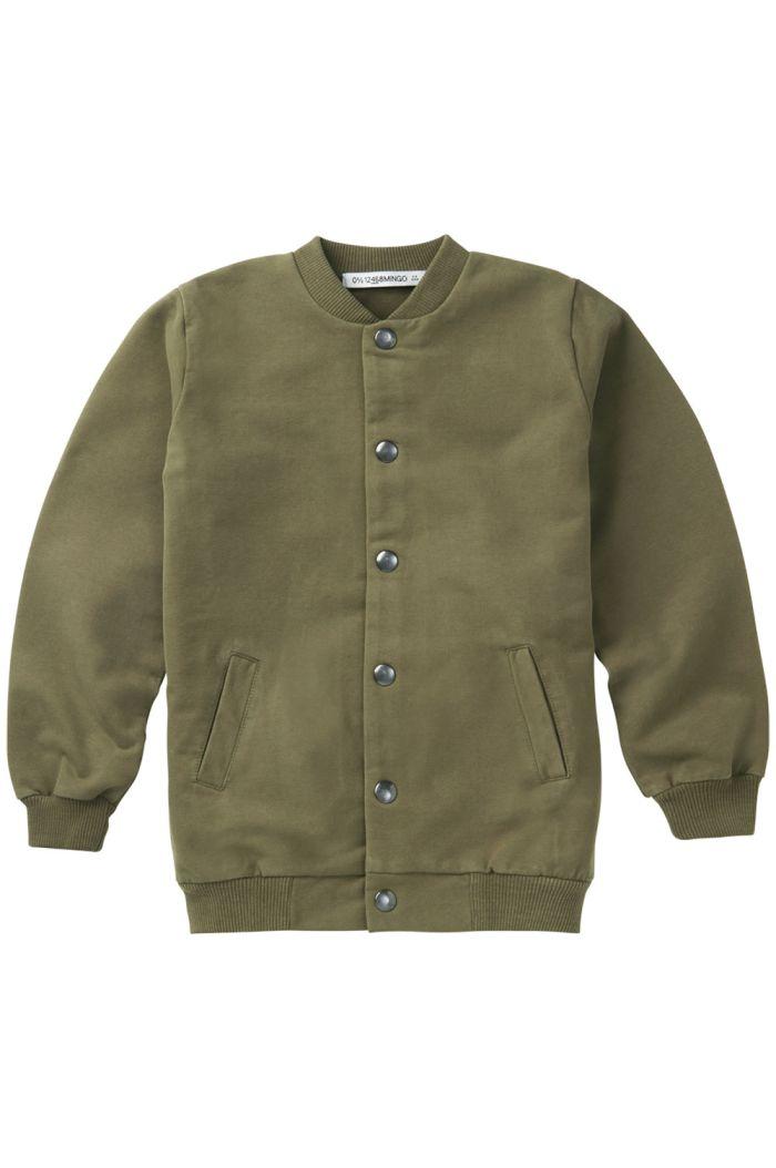 Mingo Bomber Jacket Sage Green_1