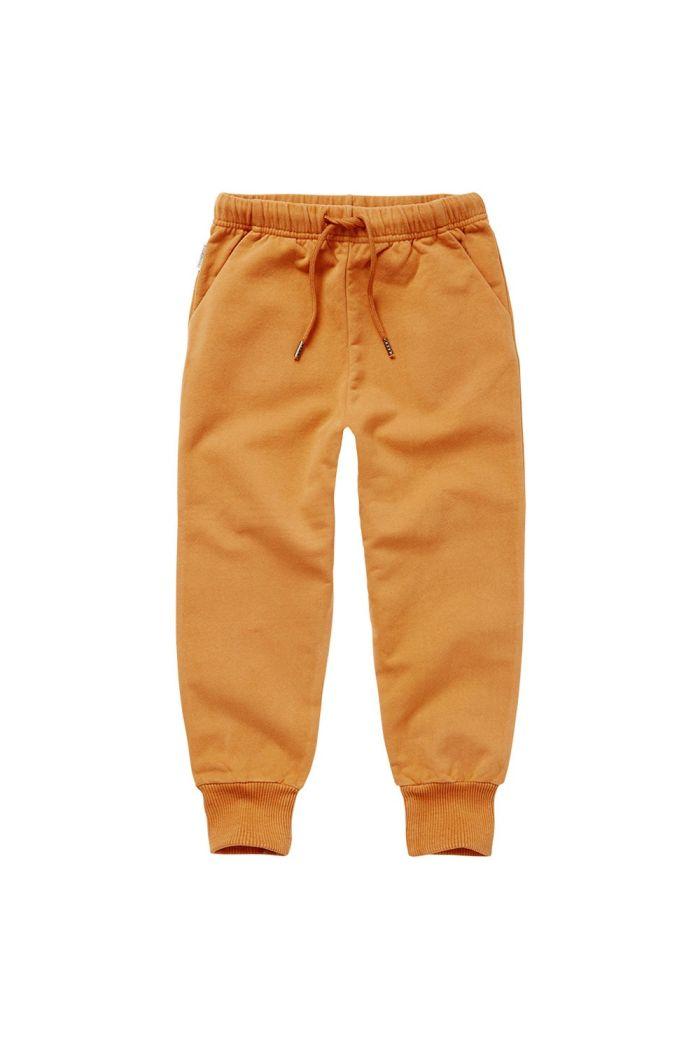 Mingo Sweat Pants Honey Comb_1