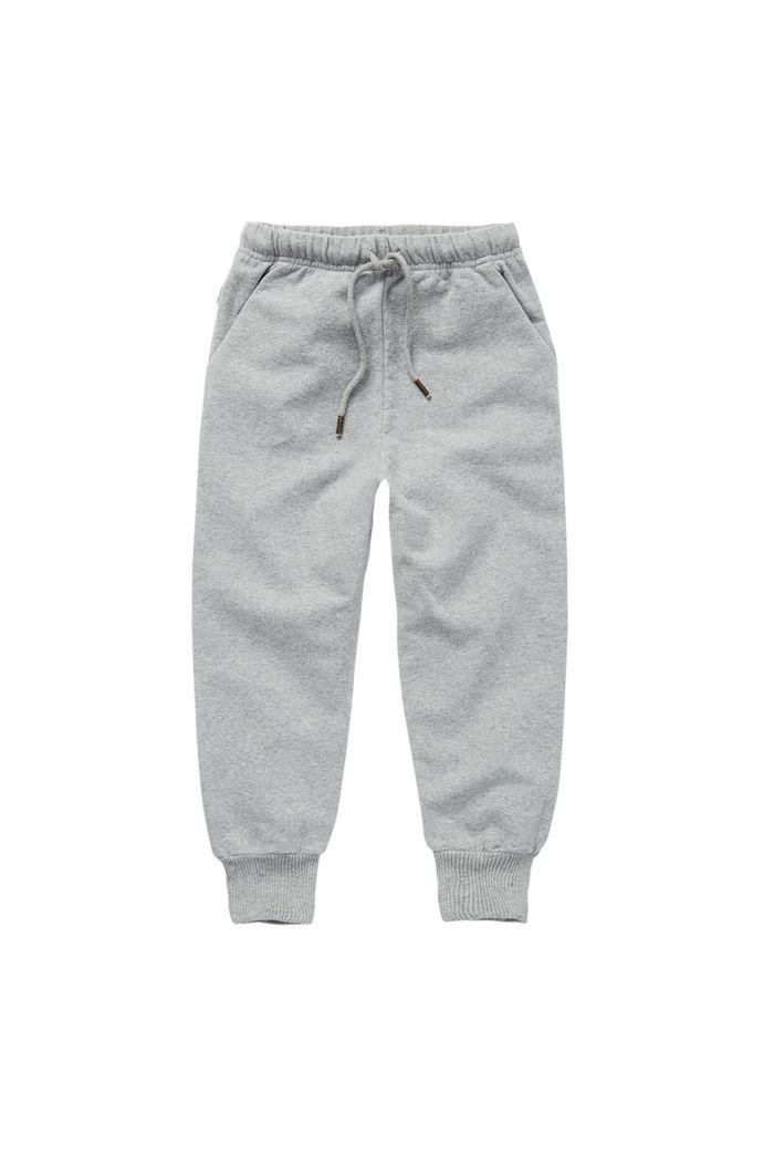 Mingo Sweat Pants Cloudy Grey_1