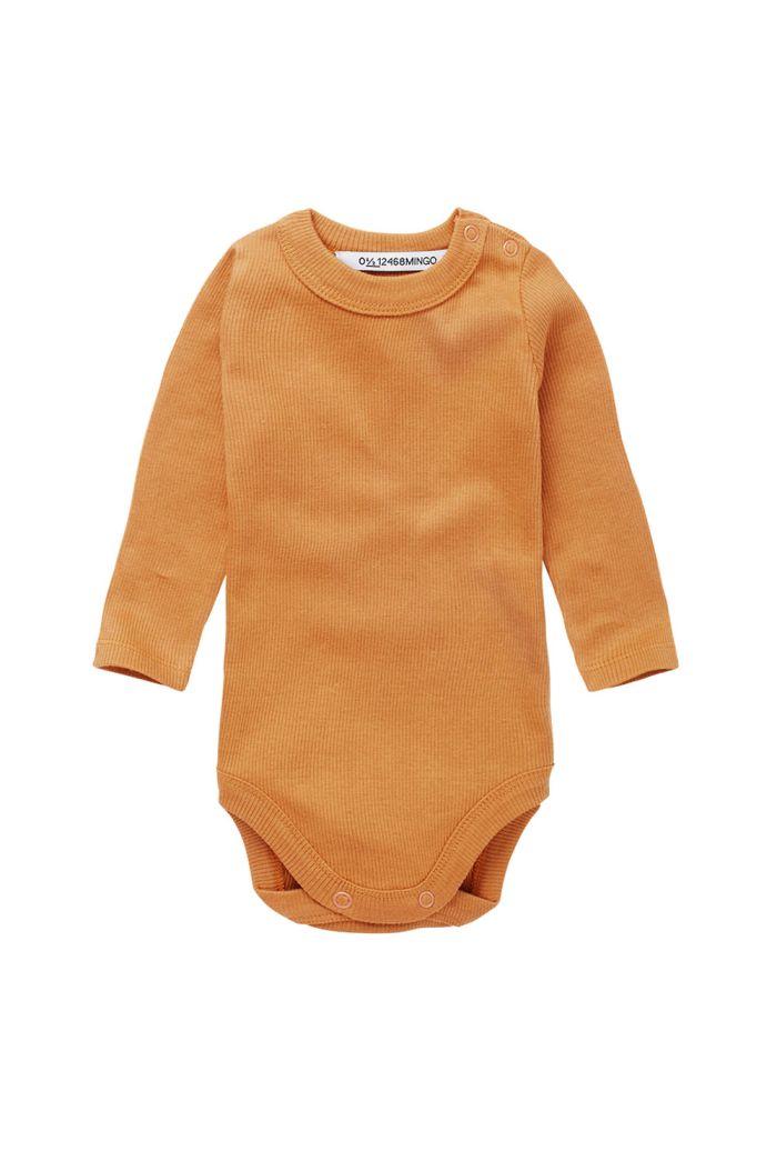 Mingo Bodysuit Honey Comb_1