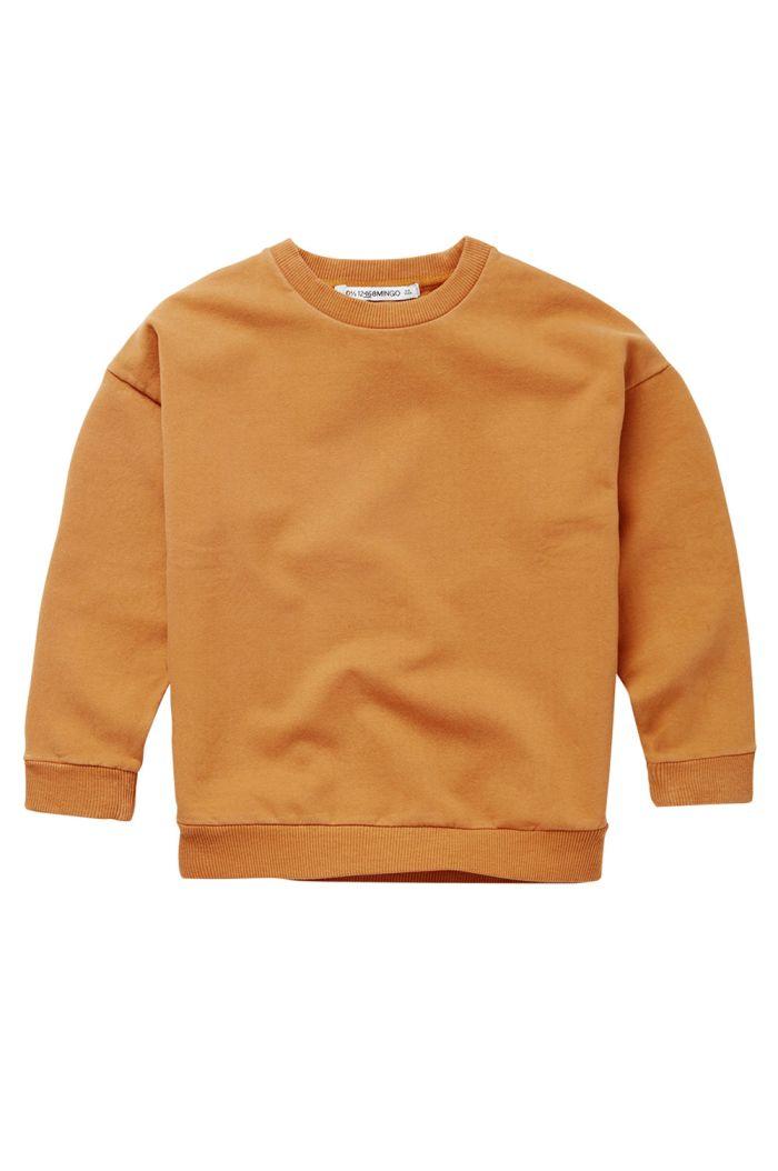 Mingo Sweater Honey Comb_1
