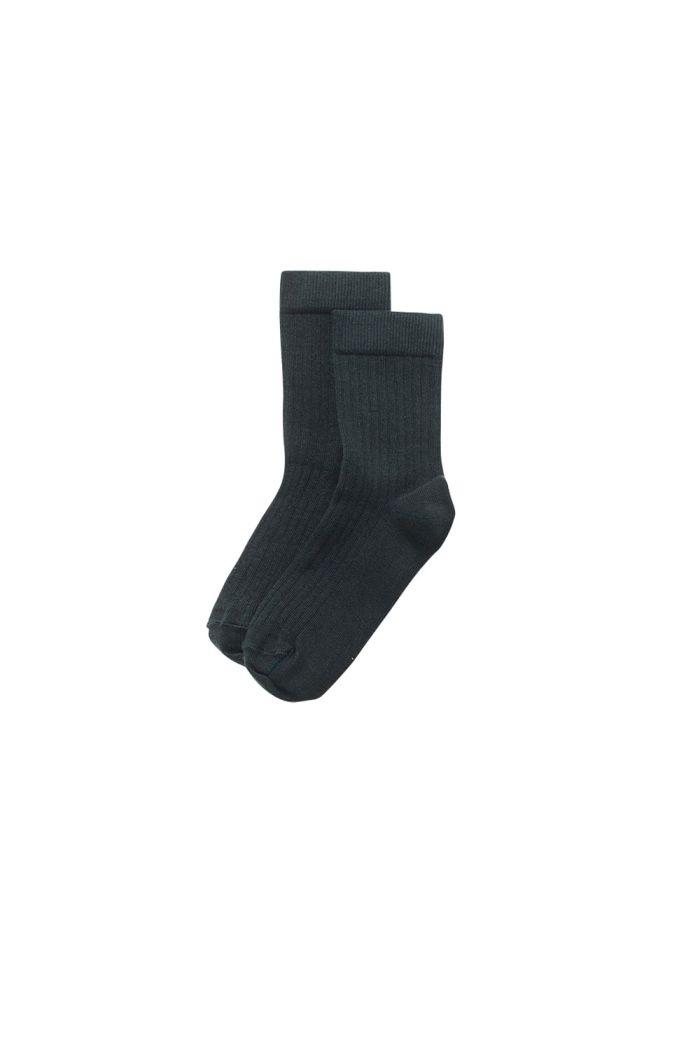 Mingo Socks Dark Emerald_1