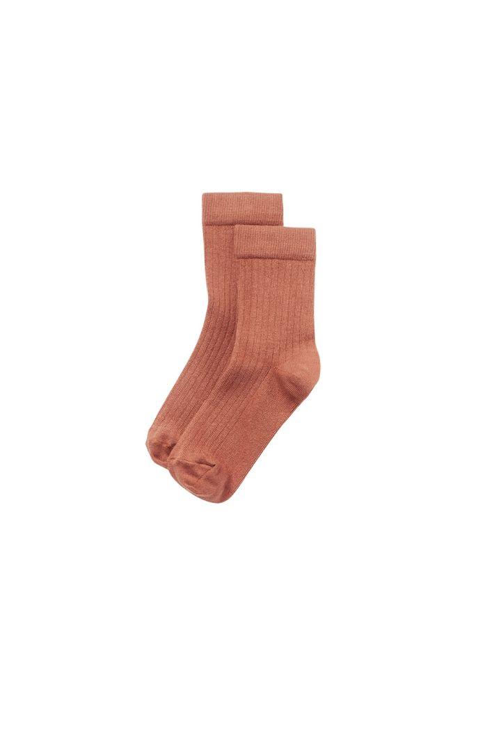 Mingo Socks Chocolate Milk_1