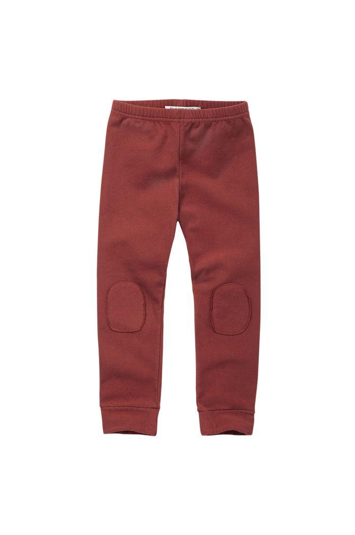 Mingo Winter Legging Brick Red_1