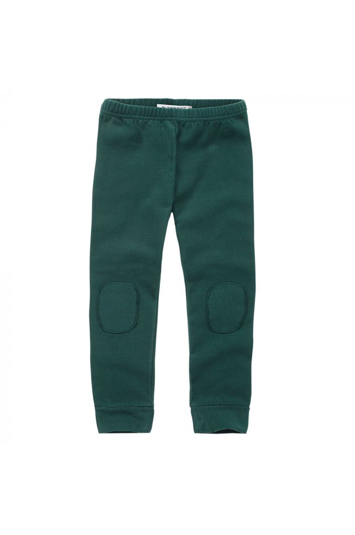 Mingo Winter Legging Dark Emerald_1