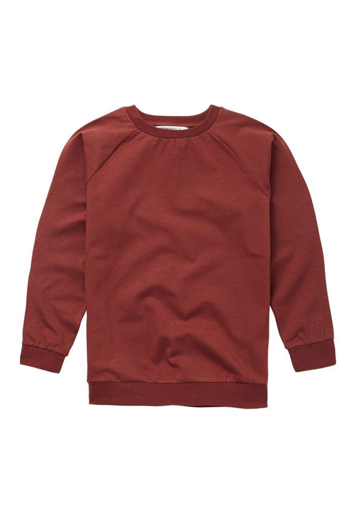 Mingo Long Sleeve Brick Red_1