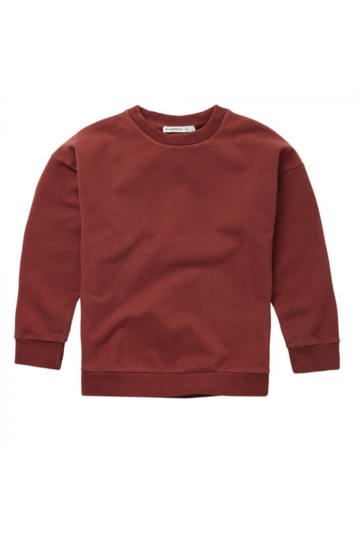 Mingo Sweater Brick Red_1