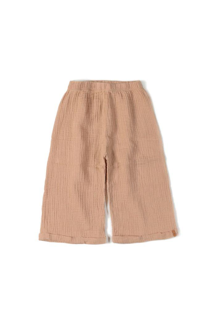 Nixnut Wide Pants Nude _1