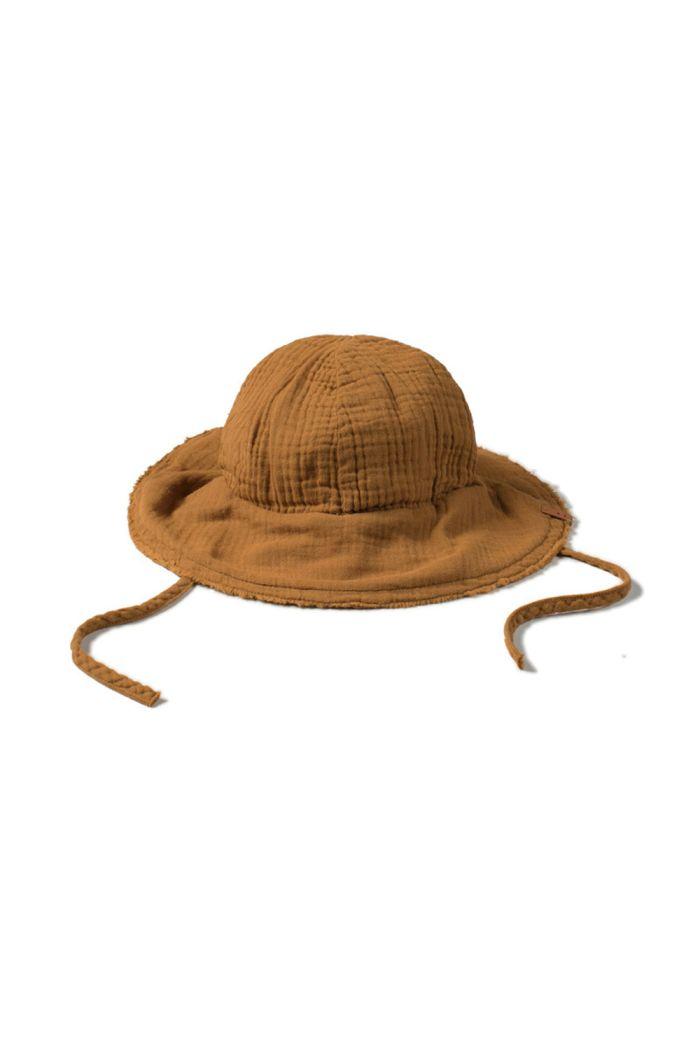 Nixnut Sun Hat  Caramel_1