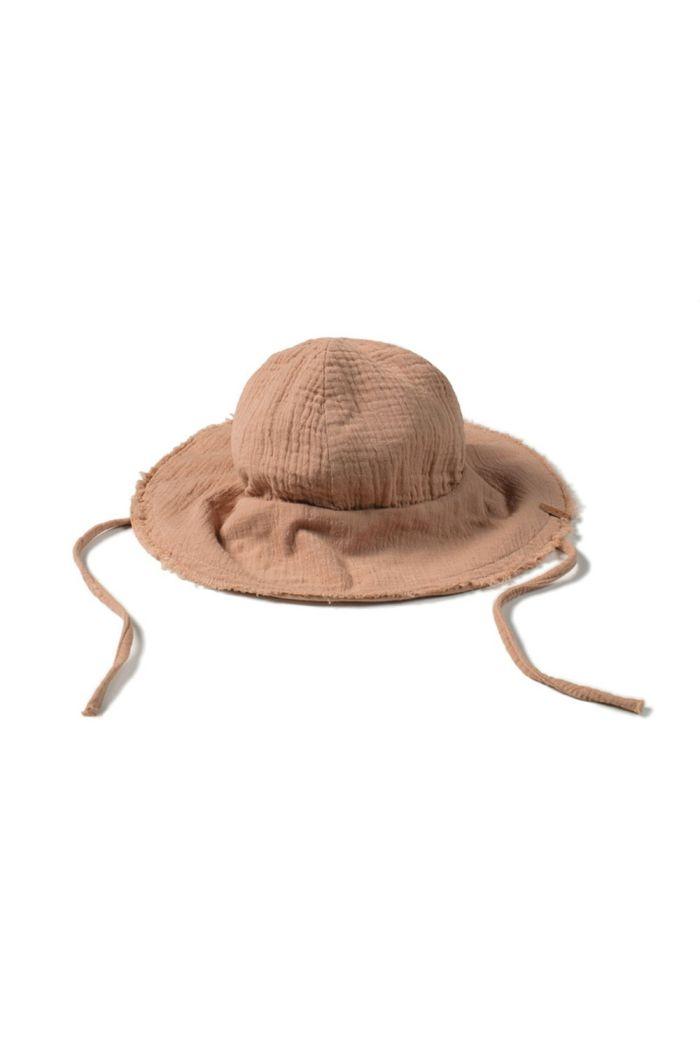 Nixnut Sun Hat  Nude _1