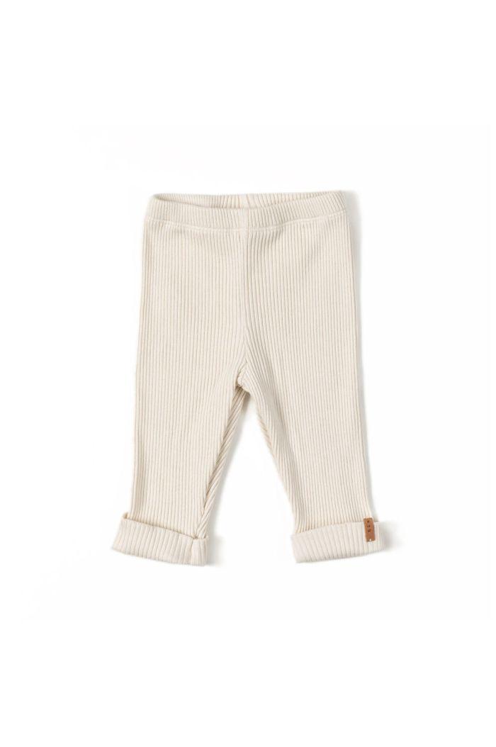 Nixnut Rib Legging Cream_1