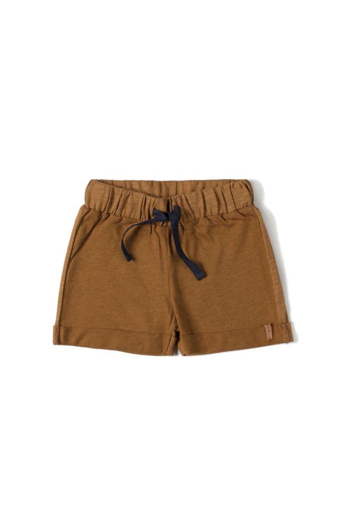Nixnut Lace Short Caramel_1