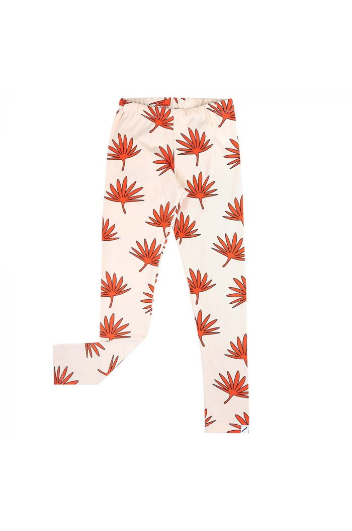 CarlijnQ legging Palm leaf