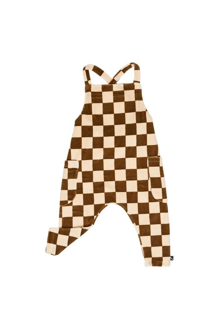 CarlijnQ Salopette checkers_1