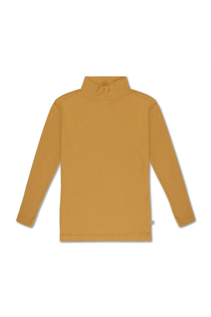 Repose AMS turtle neck sun gold