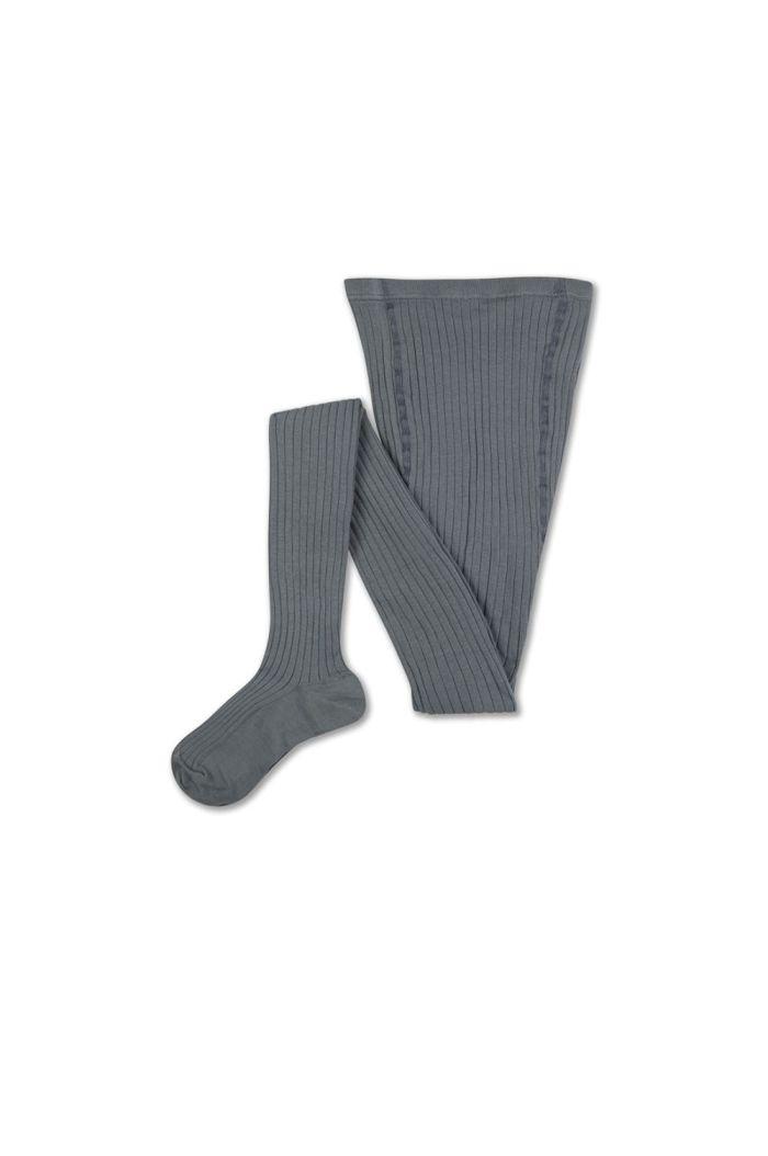 Repose AMS tights washed greyish blue