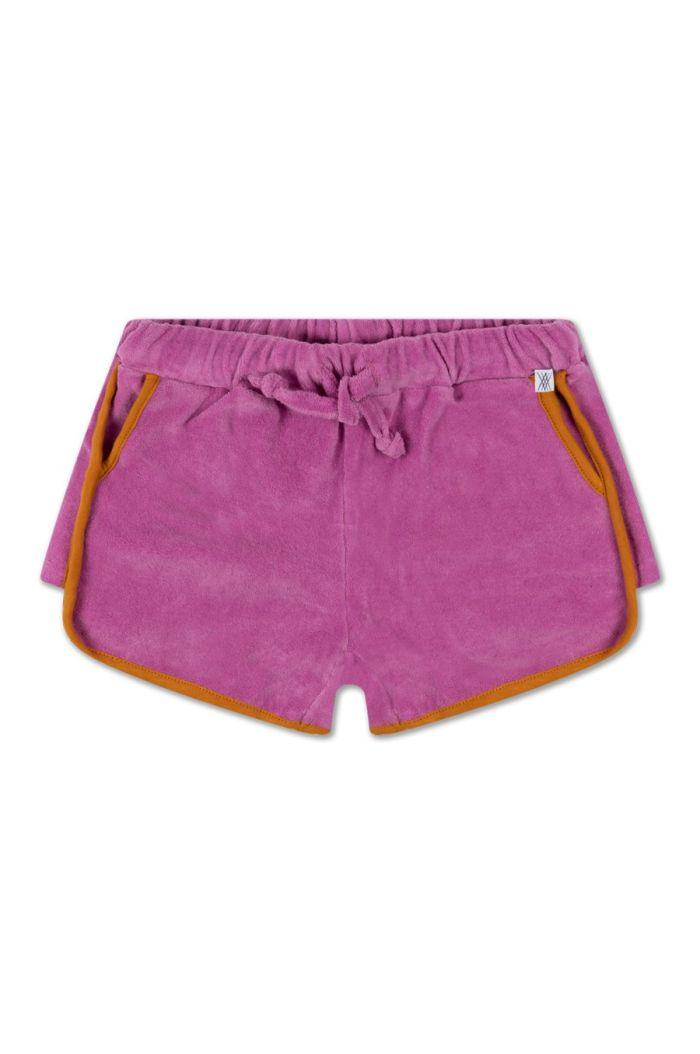 Repose AMS sporty short purple violet