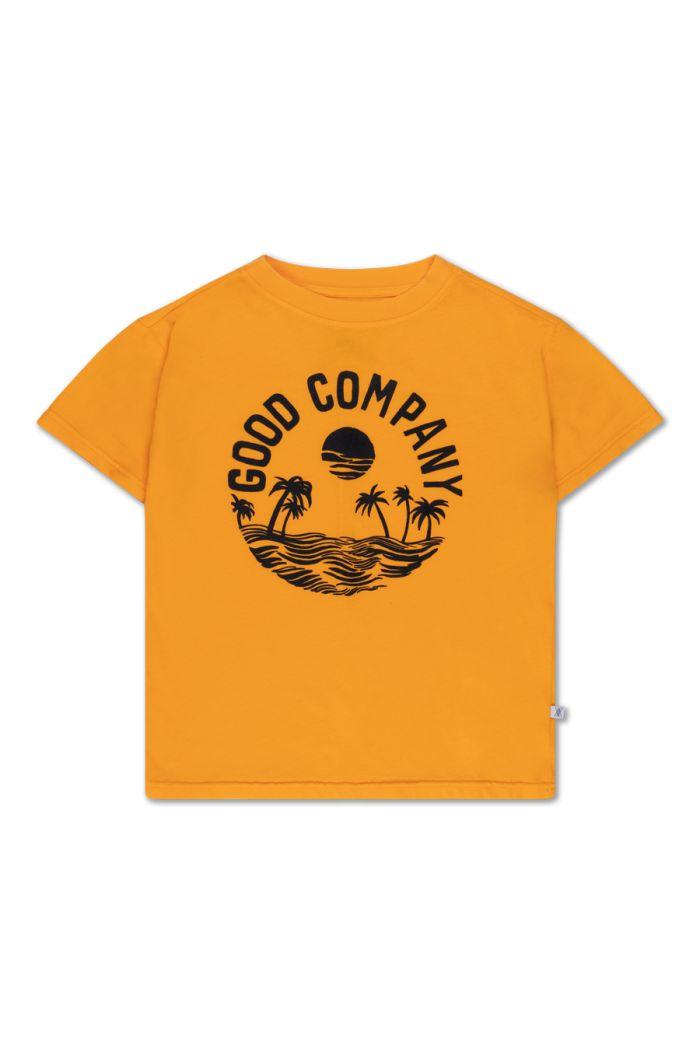Repose AMS tee shirt bright yellow