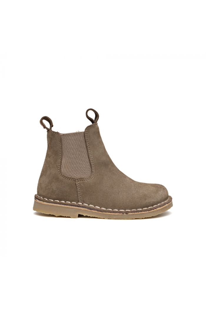 Nixnut Chelsea boots Sand_1