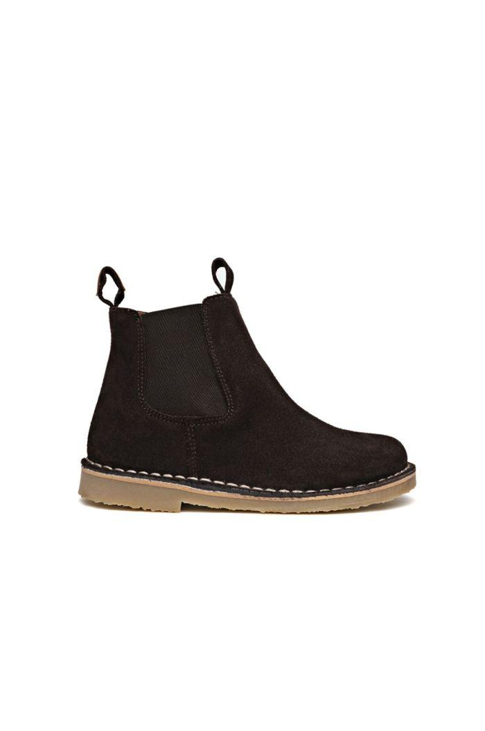 Nixnut Chelsea boots Choco_1