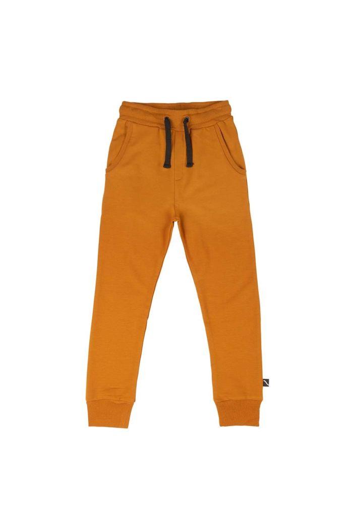 CarlijnQ Basics - Sweatpants  Pumpkin_1