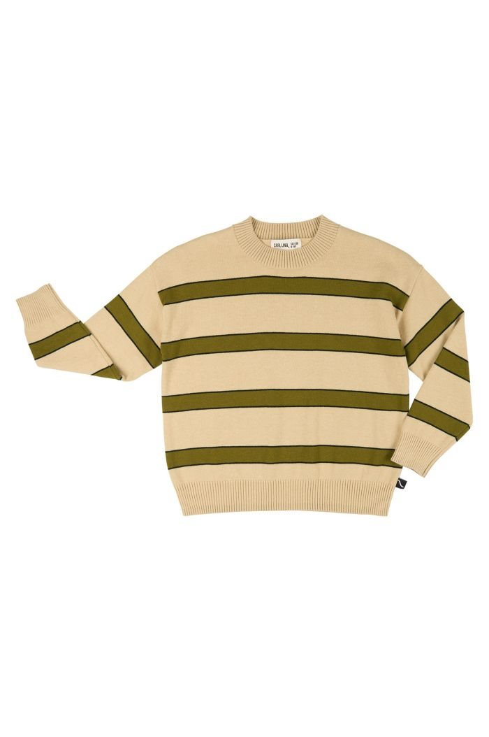 CarlijnQ Basics Knit - Sweater  Stripes _1