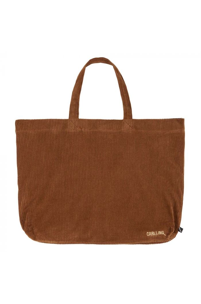CarlijnQ Mom Bag  Brown_1