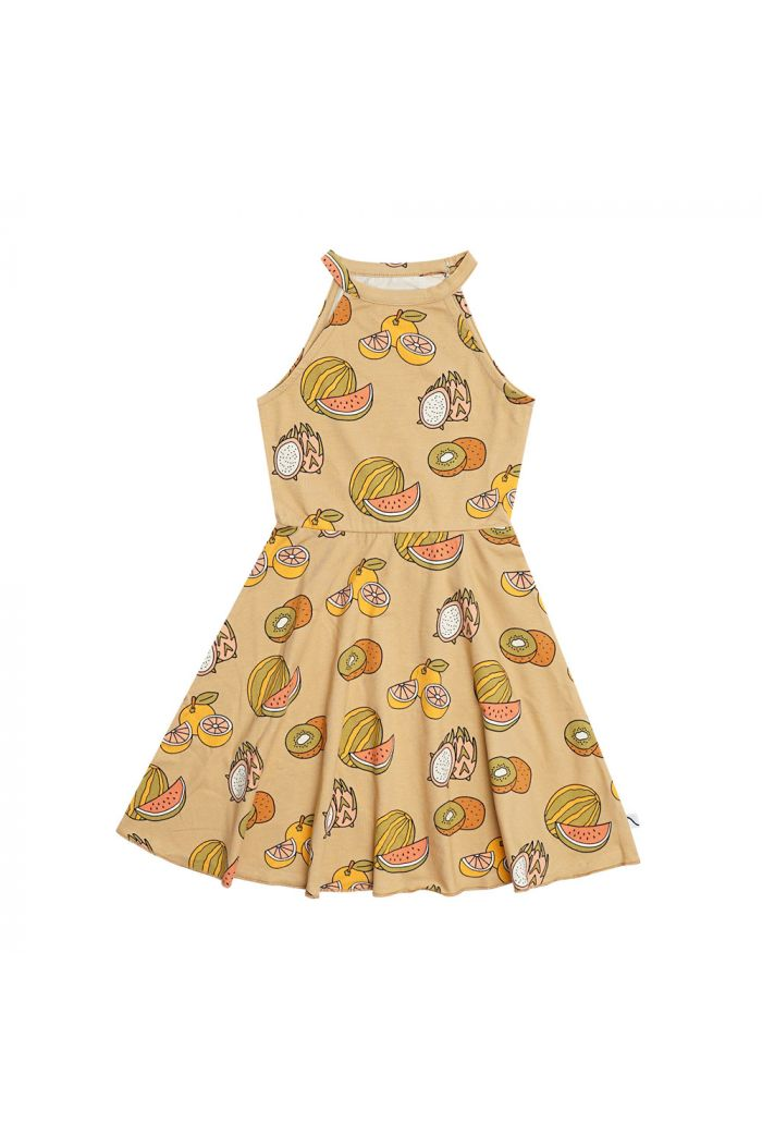 CarlijnQ Halter Dress Summer Fruit_1