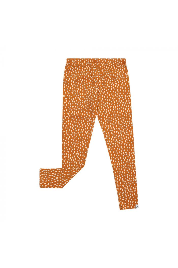 CarlijnQ Legging Golden Sparkles_1