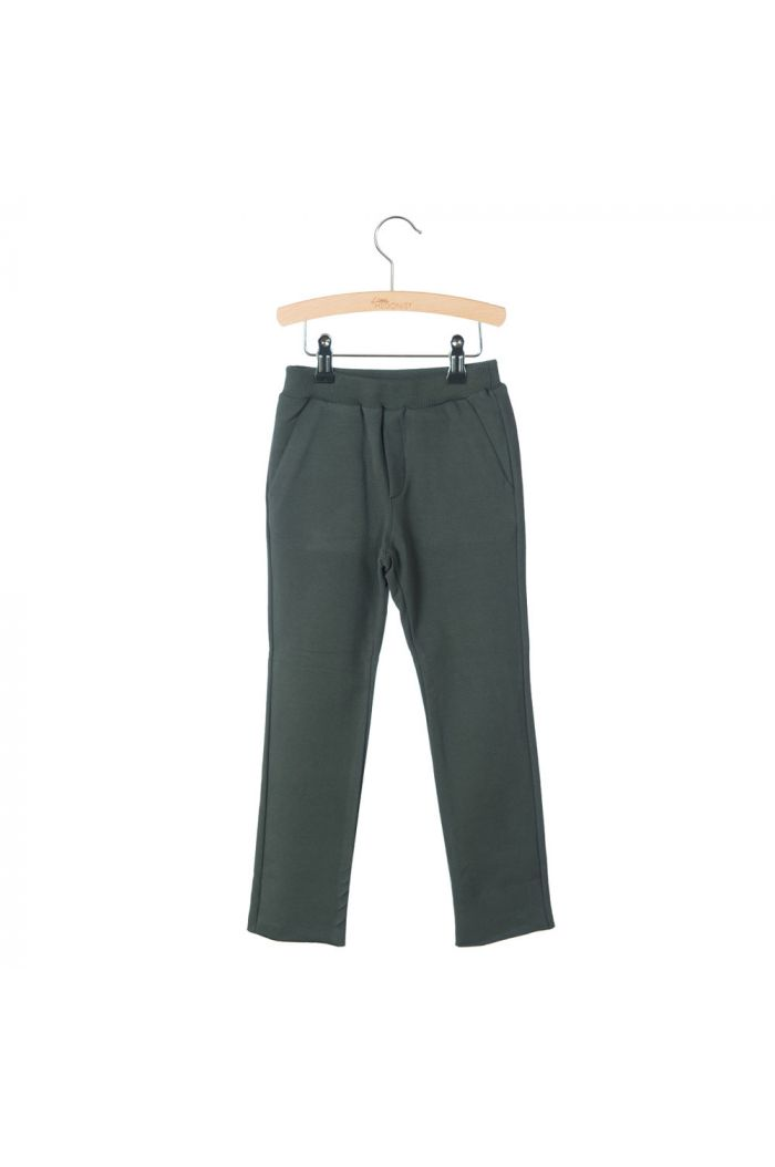 Little Hedonist Slim Sweatpants Toni Pirate Black_1