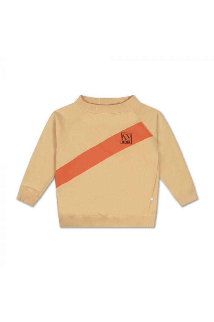 Repose AMS Classic Sweater warm sand_1