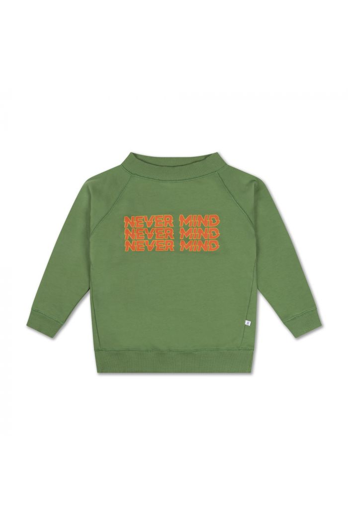 Repose AMS Classic Sweater Hunter Green_1