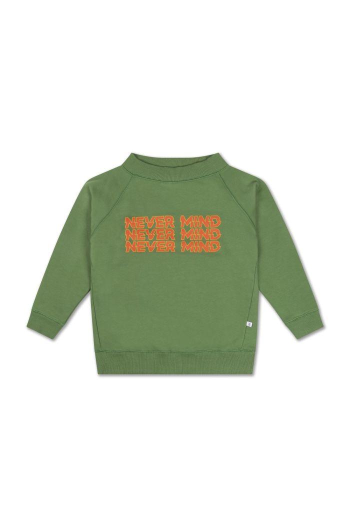 Repose AMS Classic Sweater Hunter Green_1