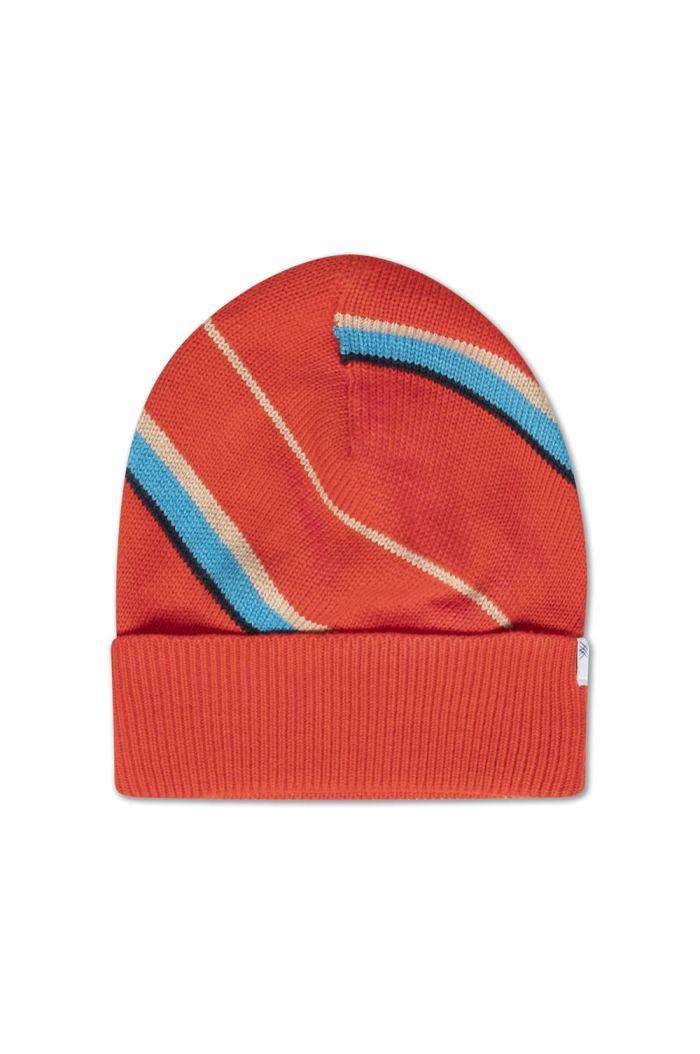 Repose AMS Knit Hat Diagonal Stripe_1