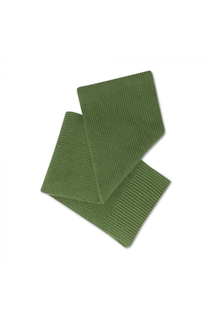 Repose AMS Knit Scarf Small Hunter Green_1