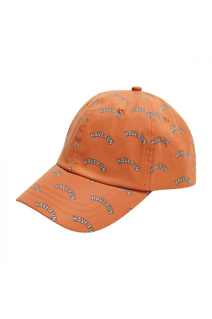 CarlijnQ Cotton Cap Have fun_1