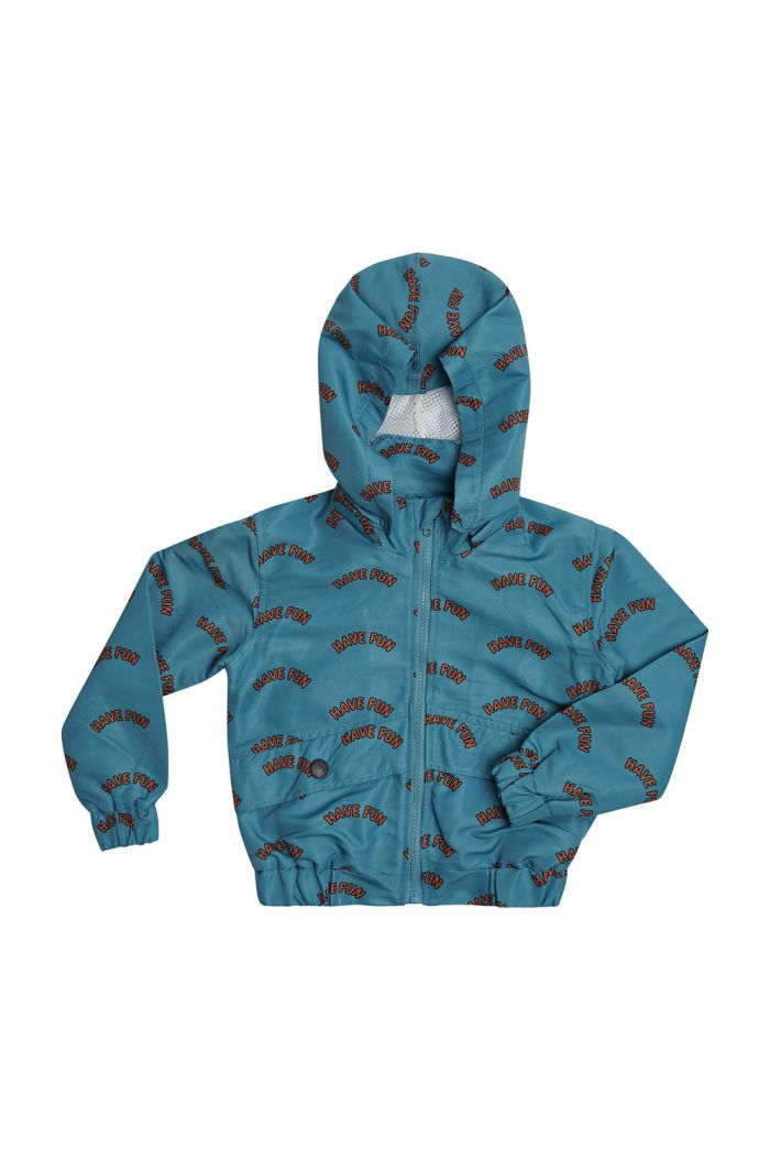 CarlijnQ Waterproof Jacket  Have fun_1