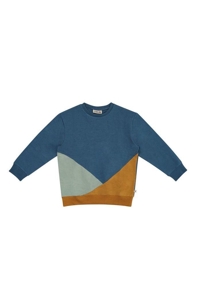 CarlijnQ Sweater Color Block Compass_1