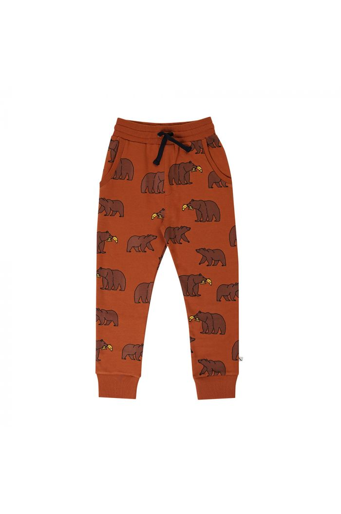 CarlijnQ Sweatpants Grizzly_1