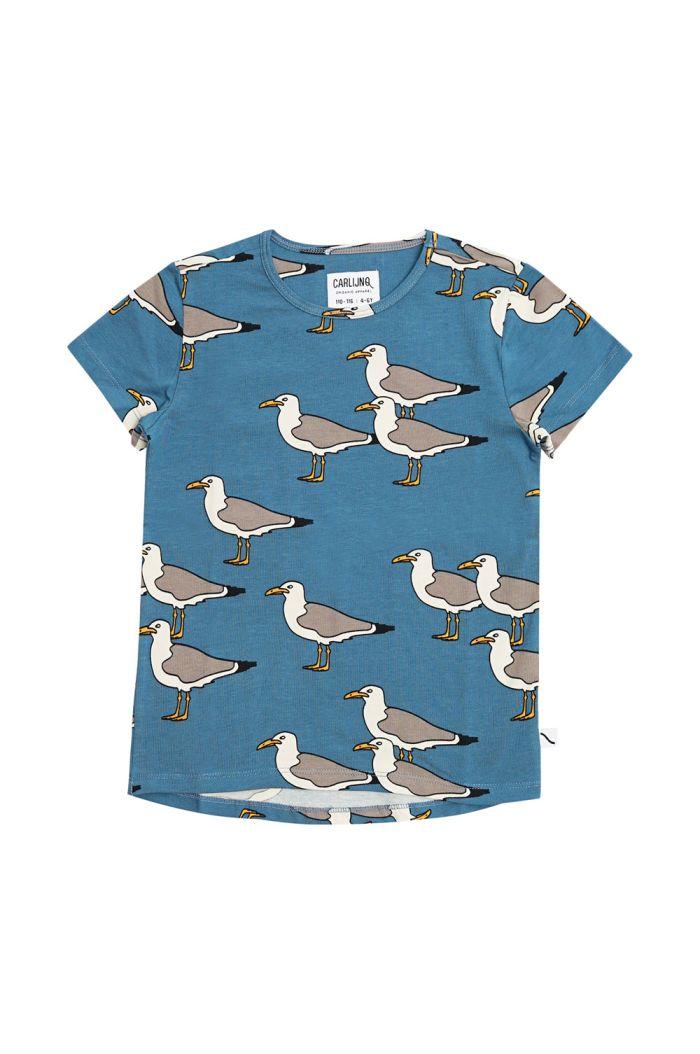 CarlijnQ Short Sleeve Dropback Seagull_1