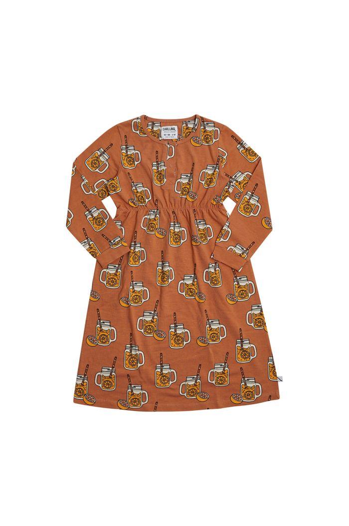 CarlijnQ 2 Buttons Dress Lemonade_1