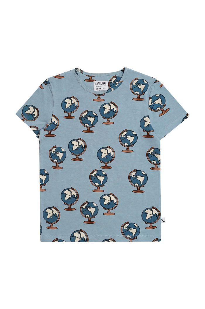 CarlijnQ T-Shirt Globe_1