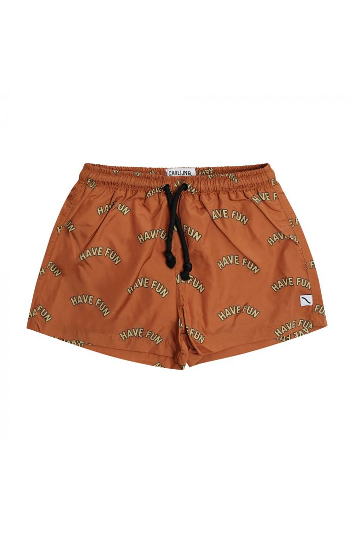 CarlijnQ Swim Bermuda Shorts Have fun_1