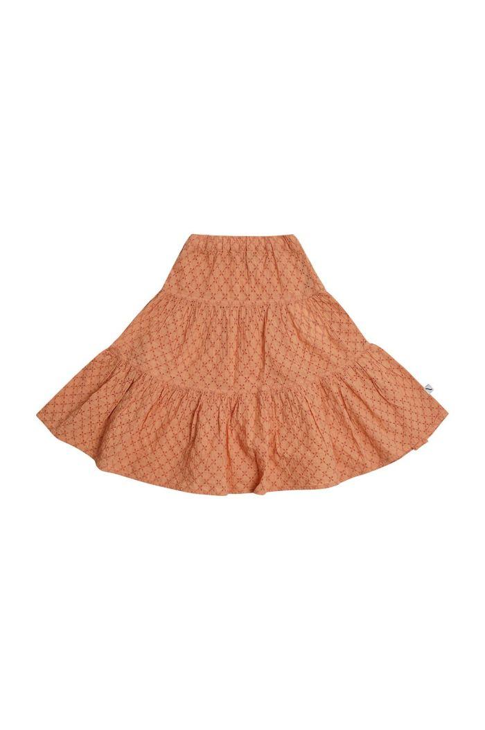 CarlijnQ Flared Skirt Broderie_1