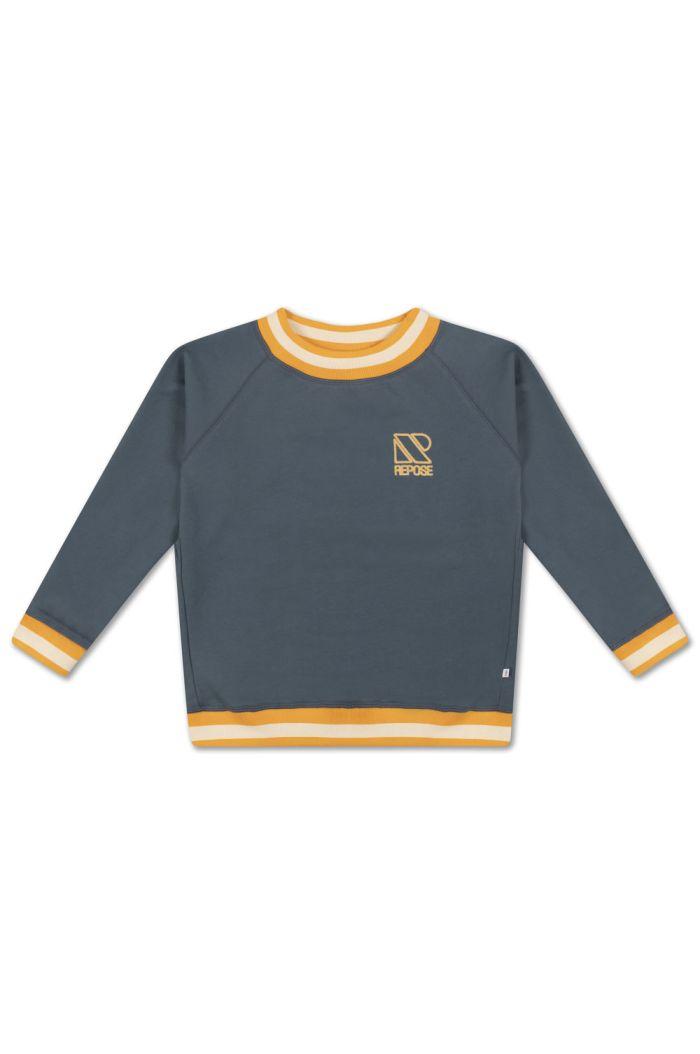 Repose AMS Classic Sweater Greyish Blue_1