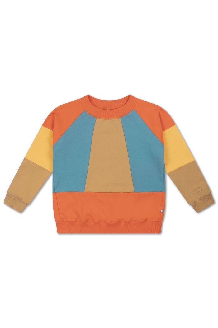 Repose AMS Classic Sweater Color Block_1