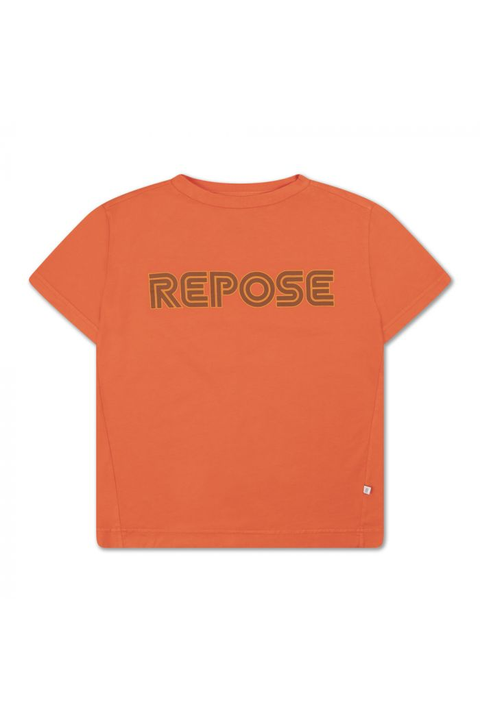 Repose AMS Tee Washed Firy Red_1